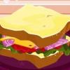 Украсить вкусный сэндвич (Yummy Sandwich Decoration)
