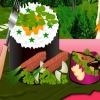 Оформи суши 2 (Sushi Decoration 2)