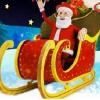 3D гонки Санта Клауса (3D Saanta Racing)