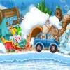 Спанч Боб: Рождественская доставка (Sponge Bob's christmas delivery)