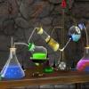 Магическая лаборатория алхимика (Alchemical Room Magic)