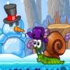 Снил Боб 3: Зимняя сказка (Snail Bob  winter story)