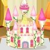 Торт-Замок для принцессы (Princess Castle Cake)