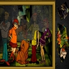 Пазлы: Скуби Ду (Puzzle Manie: Scooby Doo)