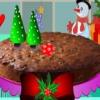Рецепт Рождественского пирога (Make Christmas Cake recipe)