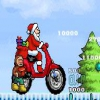 Мотоцикл Санты (Santa's motorbike)