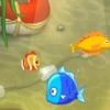 Голубая рыбка (Blue fish)