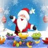 Сбор фруктов на Рождество (Gather fruits for Christmas)