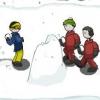 Снежки (Snow Blitz)