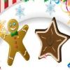 Вкусные Рождественские печенья (Yummy Christmas Cookies)