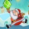 Прыжок Санта Кауса (Santa's gift jump)