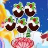 Рождественский пуддинг (Christmas pudding cake pops)