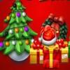Рождество: Найди разницу (Merry Christmas spot the difference)