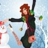 Модные снежинки (snowflakes fashion)