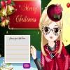 Дизайн Рождественской открытки (Christmas card design)