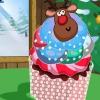 Украшение рождественских кексов (Christmas cupcake design)