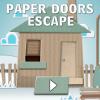 Бумажные двери (Paper Doors Escape)