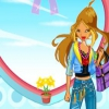 Винкс: Конкурс красоты (Winx Club Puanli Giysi Oyunu)