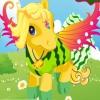 Наряд для королевской пони (Royal Pony Dress Up)