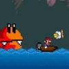 Супер Марио: Золотая лодка (Super Mario boat bonanza)