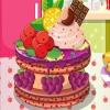 Сладкий фруктовый торт (Sweet Fruit Cake)