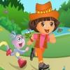 Даша и обезбянки (Dora's Lost Monkey)