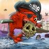 Кровожадные пираньи: Пираты (Feed Us - Pirates)