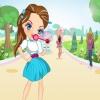 Девушка и мыльные пузыри (Blow Bubbles Girl)