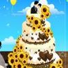 Красивый торт на свадьбу (Dazzle Beautiful Wedding)