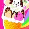 Мороженое в виде животных (Cute Animal Ice Cream)