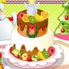 Торт для Санта Клауса (Santa Claus Delicious Cake)