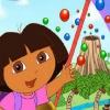 Головоломка: Даша и сапоги (Dora and boots jigsaw)