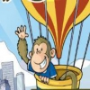 Головоломка: Обезьяна в мировом турне (Monkey puzzles world tour)