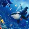 Скрытый алфавит: Подводные рыбки (Under fish hidden alphabets)