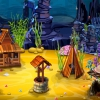 Побег из замка рыб (Fish castle escape)