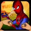Драка: Человек - паук (Epic Celeb Brawl – Spiderman)