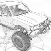 Внедорожник (SUV Driver Max)
