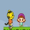 Тигр спасает принцессу (Tiger save princess)