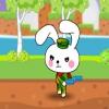 Крольчонок-партизан (Baby rabbit partisan)