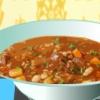 Зимний вегетарианский суп (Winter vegetable soup)