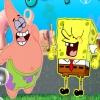 Губка Боб: Прыжки (Spongebob Jobmatch)