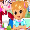 Комната Даши (Dora classroom slacking)