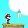 Марио и бутылка молока (Mario milk bottle)