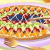 Фруктовая пицца на десерт (Fruity Dessert Pizza)