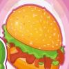 Куриный сендвич барбекю (Chicken sandwich BBQ)