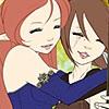 Одевалка: Создаем комикс манга Fantasy World. Страница 3 (Manga Creator Fantasy World: page.3)