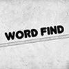 Поиск слов (Word Find)