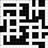 Кроссворд GO7 (Crossword GO7)