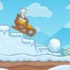 Зимние сладости (Candy winter)
