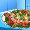 Кулинарный класс Сары: Свиные отбивные (Sara's cooking class: Grill pork chops)